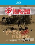 Rolling Stones - Sticky Fingers: Live at the Fonda Theatre 2015 BLU-RAY