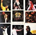 QUEEN: LIVE IN BUDAPEST '86 (UNOFFICIAL RELEASE) - 2LP