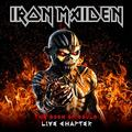 IRON MAIDEN: THE BOOK OF SOULS - LIVE CHAPTER (180 GRAM) - 3LP