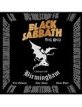 Black Sabbath - The End: Birmingham, 4.February, 2017 / The Angelic Sessions BLU-RAY+CD
