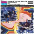 MOODY BLUES - DAYS OF FUTURE PASSED (2017, 50TH ANNIVERSARY) (2CD+DVD)
