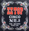 ZZ TOP: CINCO: THE SECOND FIVE LPS (180 GRAM) - 5LP
