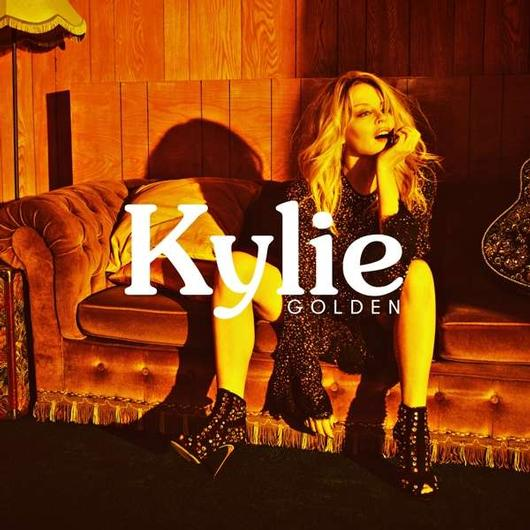 MINOGUE KYLIE: GOLDEN - LP