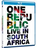 OneRepublic - Live in South Africa BLU-RAY