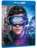 Ready Player One: Hra začíná (3D+2D) BLU-RAY