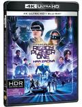Ready Player One: Hra začíná (UHD+BD) BLU-RAY