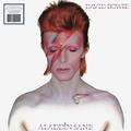 BOWIE DAVID: ALADDIN SANE (LTD. COLOURED) (180 GRAM) (2015 REMASTERED) - LP