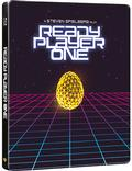 Ready Player One: Hra začíná (3D+2D) (steelbook) BLU-RAY