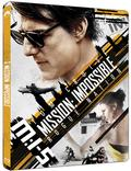 Mission: Impossible - Národ grázlu / Mission: Impossible V. (UHD+BD) (steelbook) BLU-RAY