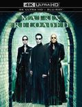 Matrix Reloaded (UHD+BD) BLU-RAY