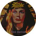 KING DIAMOND: FATAL PORTRAIT (LTD. PICTURE DISC) - LP