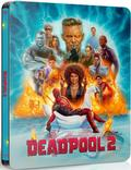 Deadpool 2 - EDITION #5A (UHD+BD) (steelbook) BLU-RAY