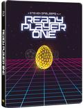 Ready Player One: Hra začíná (UHD+3D+2D) (steelbook) BLU-RAY