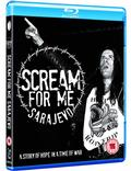 Dickinson Bruce - Scream For Me Sarajevo BLU-RAY