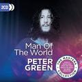 GREEN PETER - MAN OF THE WORLD (MASTERS COLLECTION) (2CD)