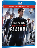 Mission: Impossible - Fallout / Mission: Impossible VI. (BD + bonus disk) BLU-RAY