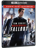 Mission: Impossible - Fallout / Mission: Impossible VI. (UHD+BD + bonus disk) BLU-RAY