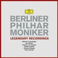 BERLINER PHILHARMONIKER: LEGENDARY RECORDINGS - 6LP