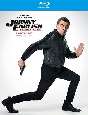 Johnny English znovu zasahuje / Johnny English... (2018)