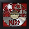 KISS: DESTROYER - WALL ART FRAMED LASER CUT /ZBERATEĽSKÁ EDÍCIA/ - LP