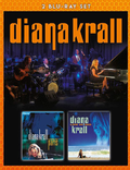 Krall Diana - Live in Paris / Live in Rio (2BRD) BLU-RAY