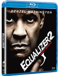 Equalizer 2 BLU-RAY
