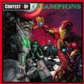 GENIUS/GZA: LIQUID SWORDS (MARVEL COVER) - 2LP