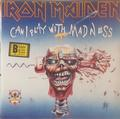 IRON MAIDEN: CAN I PLAY WITH MADNESS / THE EVIL THAT MEN DO (12