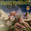 IRON MAIDEN: RUNNING FREE / RUN TO THE HILLS (12