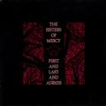 SISTERS OF MERCY: FIRST AND LAST AND ALWAYS - LP /bazár/