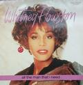 HOUSTON WHITNEY: ALL THE MAN THAT I NEED (12