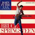 SPRINGSTEEN BRUCE: BORN IN THE U.S.A. (12