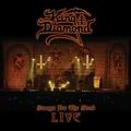 KING DIAMOND: SONGS FOR THE DEAD LIVE (LTD. COLOURED) (180 GRAM) - 2LP