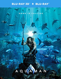 Aquaman (3D+2D) BLU-RAY