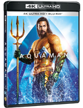 Aquaman (UHD+BD) BLU-RAY