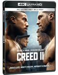 Creed II (UHD+BD)  BLU-RAY