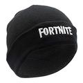 ČIAPKA ZIMNÁ - FORTNITE LOGO WHITE /BLACK/