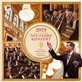 WIENER PHILHARMONIKER: NEW YEAR'S CONCERT 2019 (180 GRAM) - 3LP