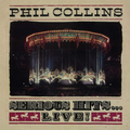 COLLINS PHIL - SERIOUS HITS ... LIVE! (2019, REMASTER)
