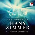 ZIMMER HANS: THE WORLD OF HANS ZIMMER - A SYMPHONIC CELEBRATION (180 GRAM) - 3LP