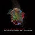 YO-YO MA: SALONEN'S CELLO CONCERTO (180 GRAM) - LP