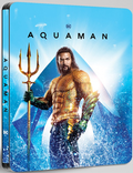 Aquaman (3D+2D) (steelbook) BLU-RAY