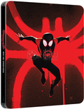 Spider-Man: Paralelní světy - Version #3 (3D+2D) (steelbook) BLU-RAY