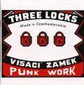 VISACÍ ZÁMEK: THREE LOCKS - LP