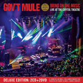 GOV'T MULE - BRING ON THE MUSIC: LIVE AT THE CAPITOL THEATRE (2CD+2DVD)