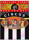 ROLLING STONES - ROCK AND ROLL CIRCUS (2019, REEDIT) (2CD+DVD+BR)