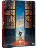 Captain Marvel (steelbook) BLU-RAY