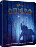 Dumbo (2019) (steelbook) BLU-RAY