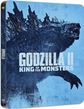 Godzilla II Král monster (3D+2D) (steelbook) BLU-RAY