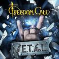 FREEDOM CALL: M.E.T.A.L. (LTD. COLOURED) (180 GRAM) (2LP+CD) - 2LP